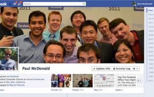 Facebook Gets a Major Facelift: Timeline