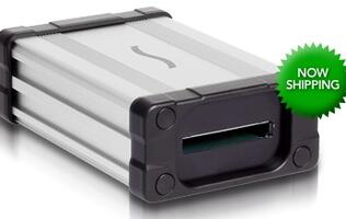 Sonnet Now Shipping Echo ExpressCard/34 Thunderbolt Adapter