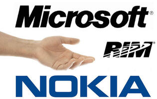 Rumor: Microsoft and Nokia Might Perform Joint Bid for RIM