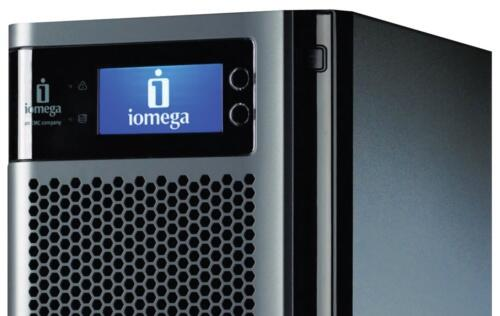 Iomega StorCenter px4-300d - Bring Home Your Personal Cloud