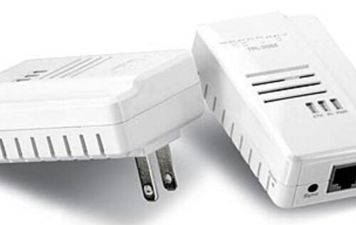 TRENDnet Compact 200Mbps Powerline Adapter Launched