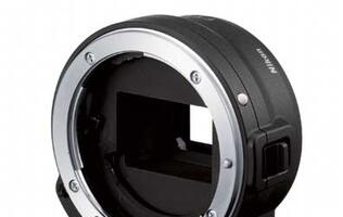 Nikon F-Mount Adapter for Nikon 1 Now Available for S$339