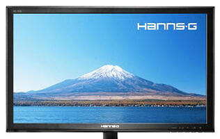 Hanns.G HL195 18.5-inch LCD Monitor - A Basic But Serviceable Desktop Companion