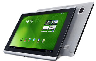 Acer Won't Quit Tablet and Smartphone Race