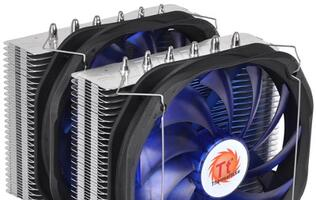 Thermaltake Releases Its Frio Extreme CPU Air Cooler