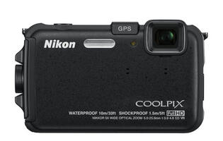 Nikon Coolpix AW100 - A Rugged Companion