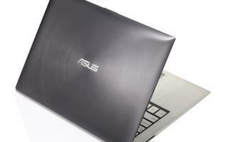 ASUS Zenbook UX31 - Keeping it Zen