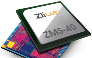 ZiiLABS Unveils 100-Core ZMS-40 Processor