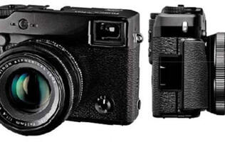 Fujifilm's X-Pro 1 Mirrorless System Camera Details Leaked