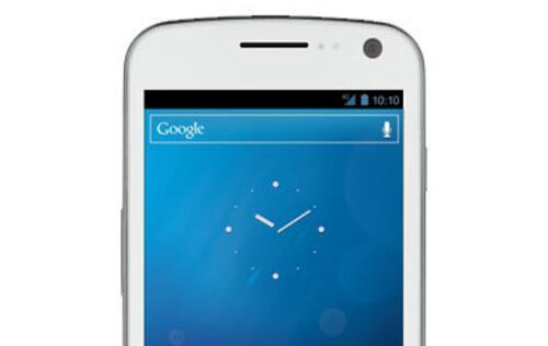 White Galaxy Nexus Heading to UK Next Month