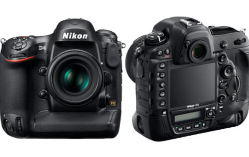 Nikon Announces the D4, Their Next-Gen Flagship DSLR