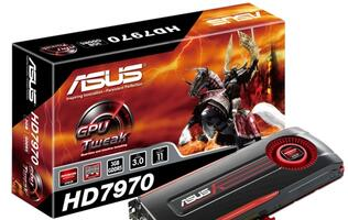 ASUS Launches its New Graphics Card Featuring AMD Radeon HD 7970
