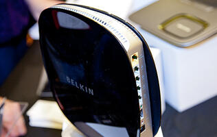Belkin's Latest 900Mbps Wireless Dual-Band Router Unveiled
