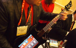 Ion Audio's Guitar Apprentice Imparts Guitar Skills with iPad