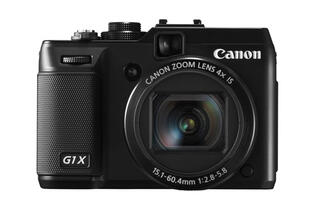 Canon Launches New Digital Compact Cameras, Including Flagship PowerShot G1 X [Update]