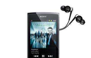Sony Upgrades the Walkman at CES
