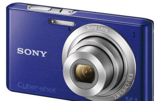 Sony Unveils New Cyber-shot Cameras with 360 Degrees Sweep Panorama mode