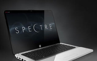 Ethereal HP Spectre to be Covered in Gorilla Glass