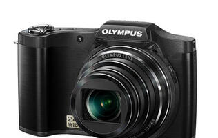 Olympus' Five New Digital Compact Cameras with Three High-Zoom Models
