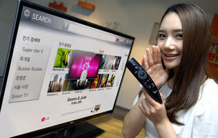 LG Updates Home Entertainment Suite with New Accessories and Features