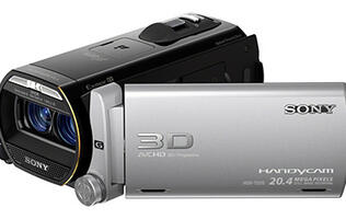 Sony Updates Handycam Lineup at CES 2012
