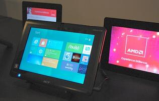 AMD's Fusion Ready for Windows 8, Android and Consumer Electronics