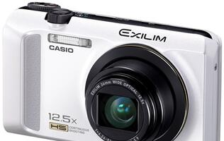 Casio Releases Flagship EXILIM with Advanced Auto Features and Rapid Shutter