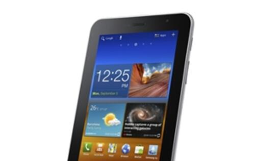 Samsung Galaxy Tab 7.0 Plus - Keeping Up with The Competition