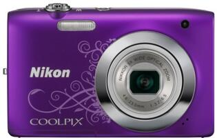 Nikon Launches the Stylish Coolpix S2600