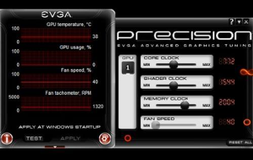 EVGA Precision v2 1 2 Released - HardwareZone com sg