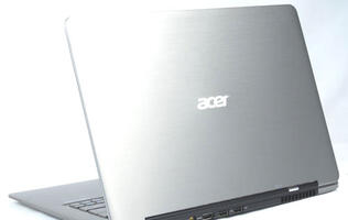 Acer Predicts Ultrabooks Will Make Up 25-35% of Acer Notebooks Sold in 2012
