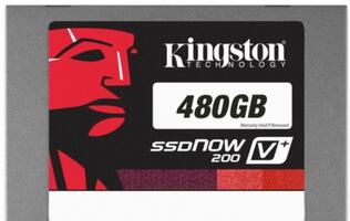 Kingston Ships High Performance V+200 SSD Upgrade Solution