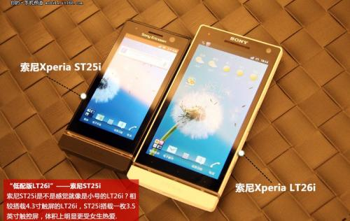 Another Image of Sony ST25i Kumquat Leaked, May Launch as Xperia U [Update]