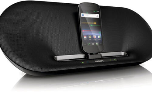 Philips Adds Four Android-capable Models to Fidelio Docking Speaker Range
