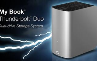 WD Previews Its Thunderbolt Dual-Drive Storage System - Updated