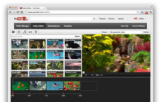 YouTube Refines Video Editor, Video Manager & Browse Page