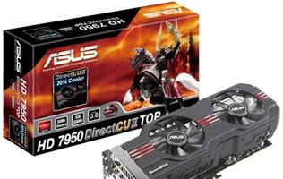 New AMD Radeon HD 7950 Joins the Southern Islands Team with Several Board Vendors