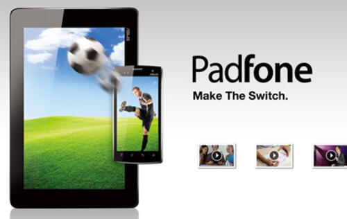 ASUS PadFone To Be Officially Launched During MWC