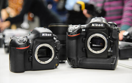 From Nikon HQ: The Company on the New D800 and Coolpix Cameras (Hands-on)