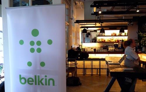 Belkin Unveils Fresh Home Entertainment Solutions & Apple Accessories
