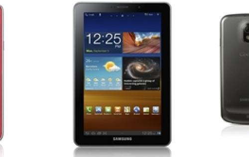 Samsung Galaxy Nexus and Galaxy Tab 7.7 Available from 11 February