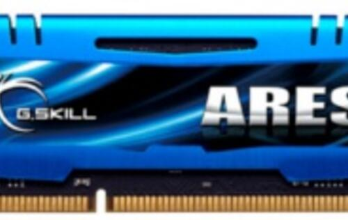 G.Skill Launches Its New Ares Low Profile DDR3 Memory Kits