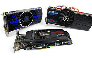 Radeon HD 5850 Roundup - Triple Threat