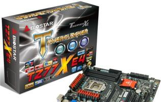 BIOSTAR Announces Intel Z77 based TZ77XE4 Motherboard at CeBIT 2012