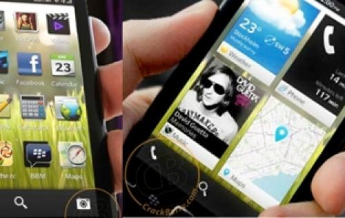Images of BlackBerry 10 OS Leaked
