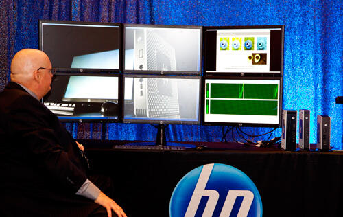 HP's Latest Thin Clients to be Powered by AMD and VIA