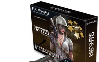 AMD Cape Verde Spawns Radeon HD 7770 and 7750 Graphics Cards by Add-in Partners