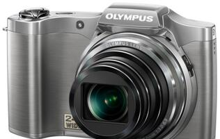 Olympus Announces Four New Cameras