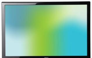 AOC Introduces 27-inch HD LED Monitor with 2ms Response Time