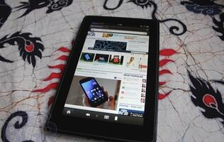 Amazon Alleged to Launch 10-inch Next-Gen Kindle Fire in Q2